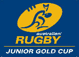 junior rugby gold cup logo